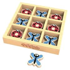 Begin Again Toys - TicBugToe Travel Game