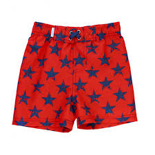 Rugged Butts Super Star Swim Trunks