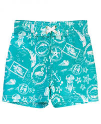 Rugged Butts Sea You in Key West Swim Trunks