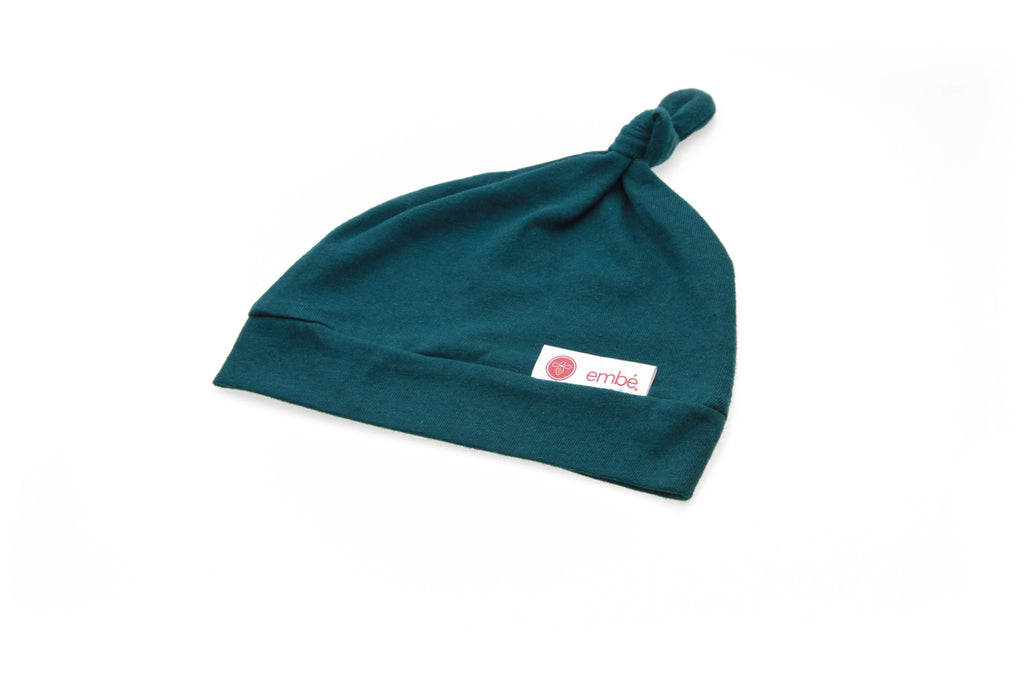 embé® - Spruce Top Knot Hat