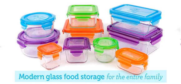 We Glass Kitchen Starter Set