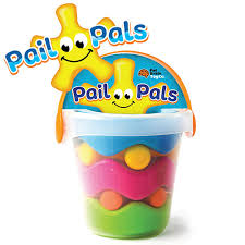 Fat Brain Toy Co Pail Pals