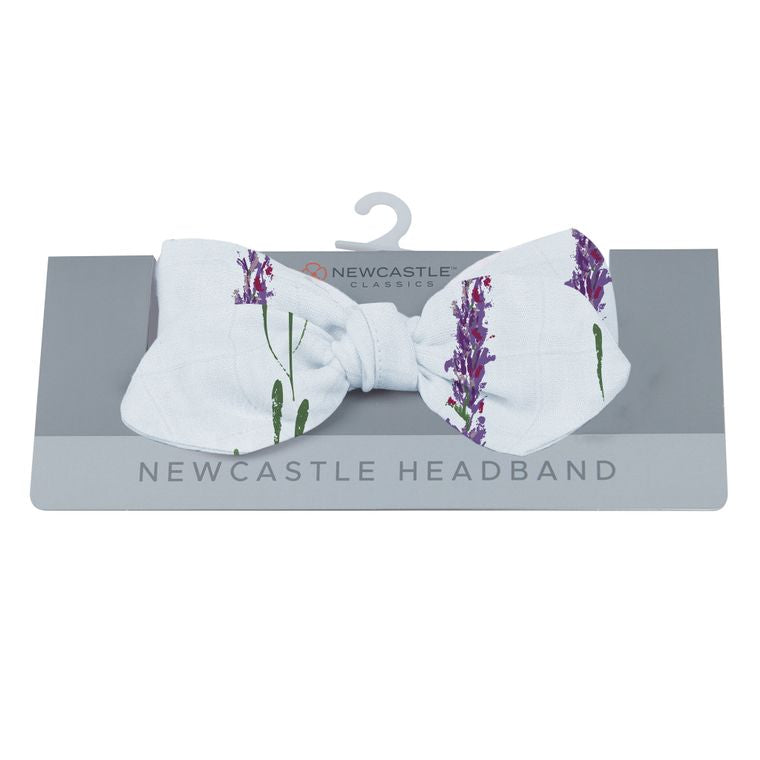 Lavender Newcastle Headband