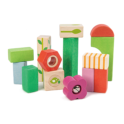 Tender Leaf Toys Nursery Blocks