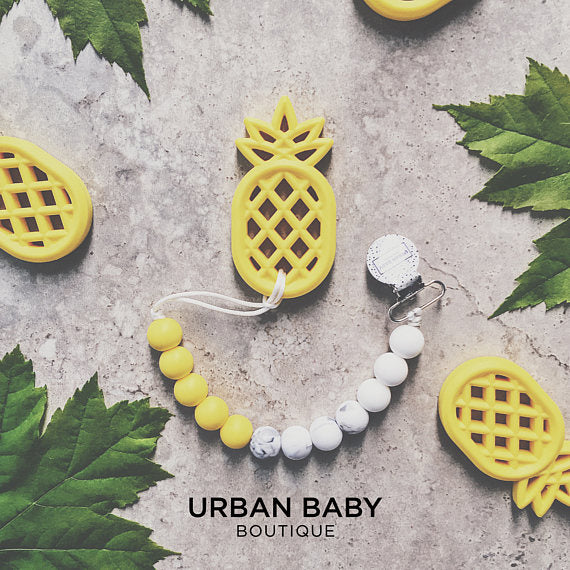 Urban Baby Boutique Pacifier Clip