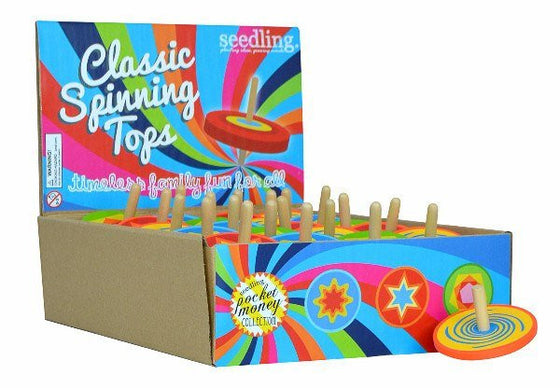 Seedling - CLASSIC SPINNING TOPS