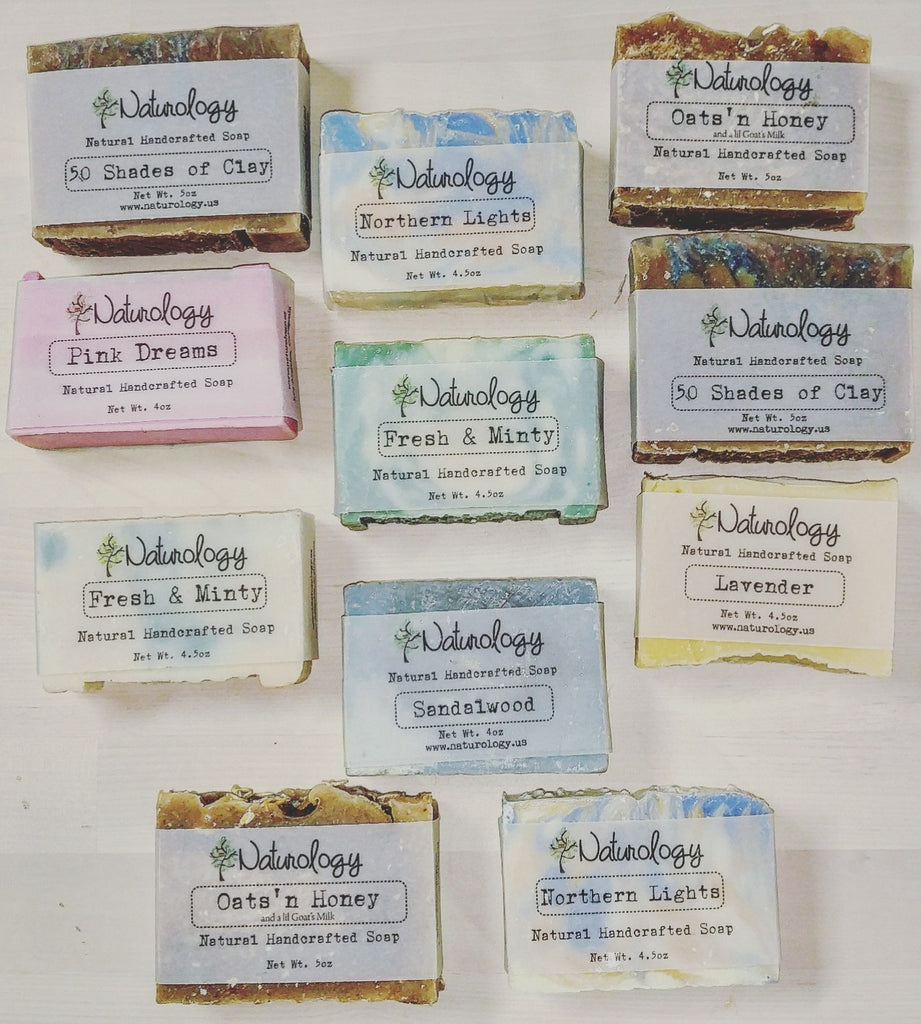 Naturology Handcrafted Soap