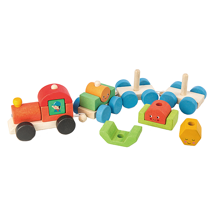 Tender Leaf Toys Happy Train