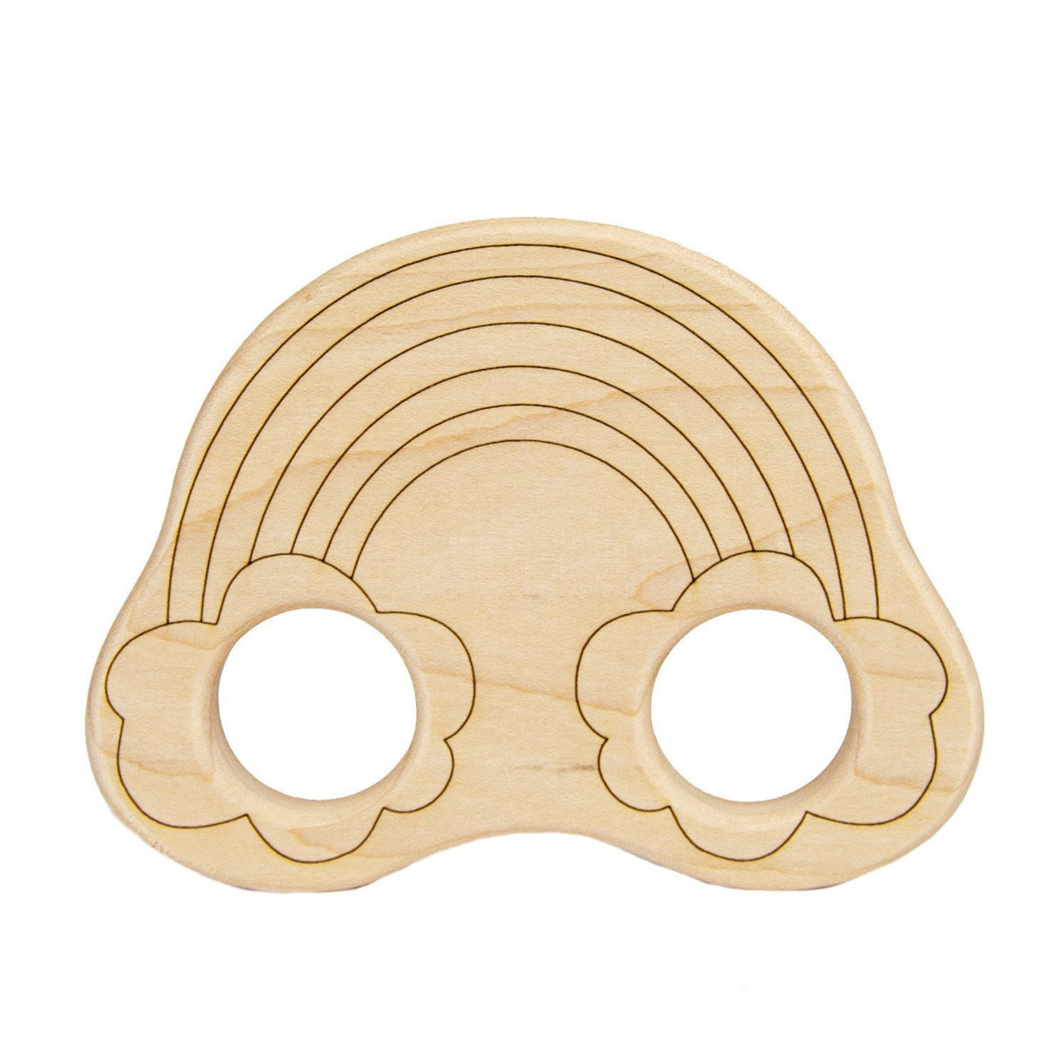 Little Sapling Toys Wood Toy Teethers
