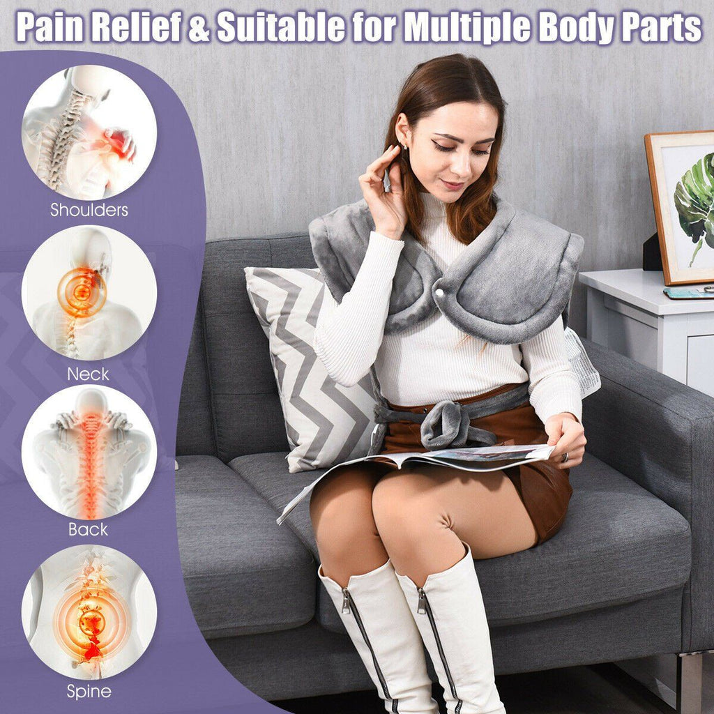 MedicPure Electric Shoulder Heating Pad medicpure