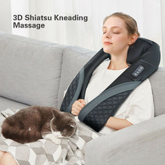 Relaxie Shiatsu Neck & Back Massager With Heat