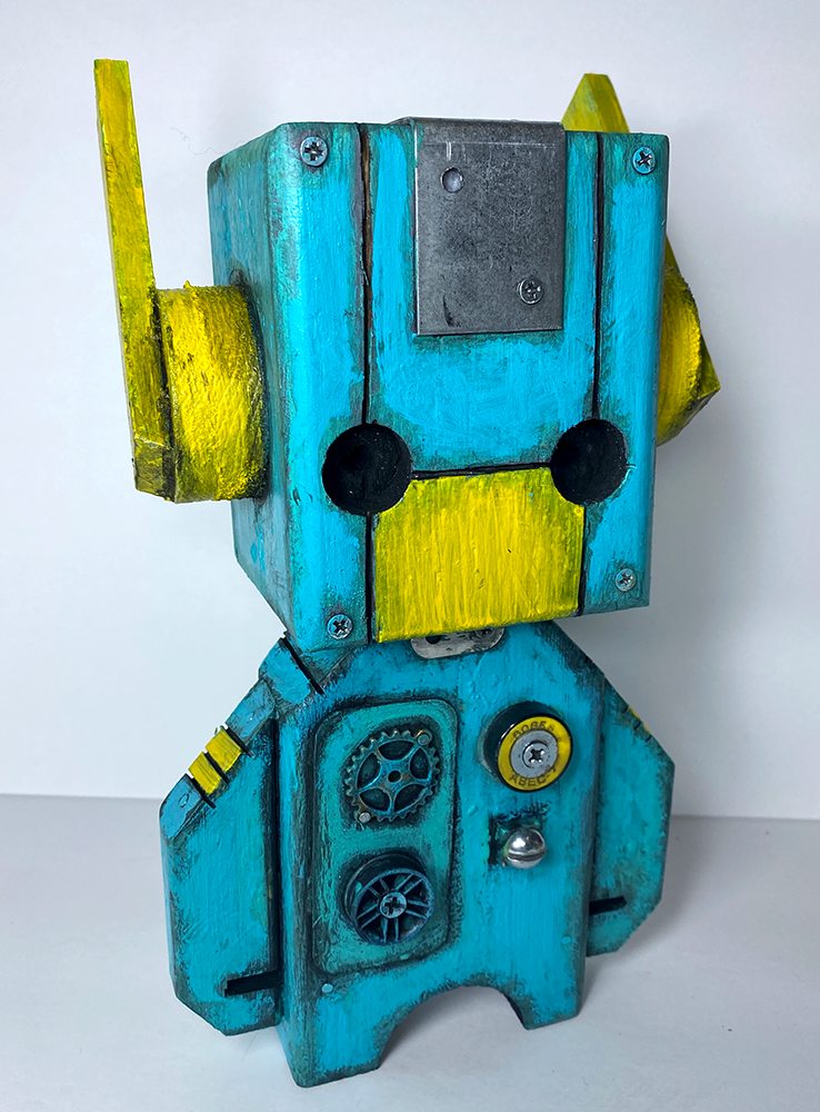 Steambot Charlie