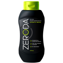 Load image into Gallery viewer, Zeroda Sports Wash 475ml