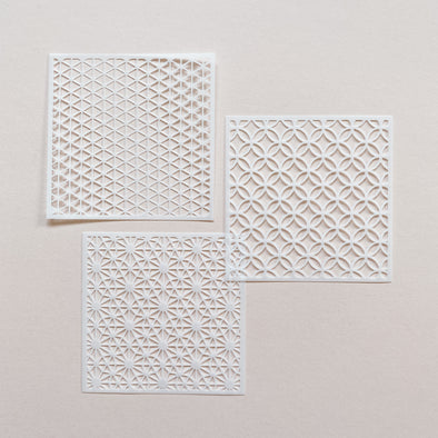 Mini Texture Sheet Set - Tile (3pcs)