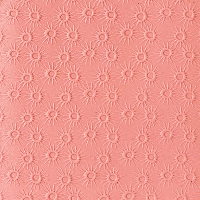 Texture Tile - Starburst Embossed
