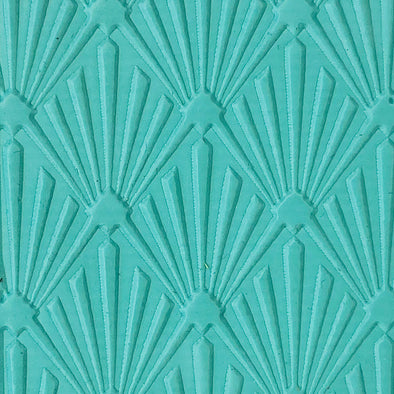 Texture Tile - Deco Diamond Embossed