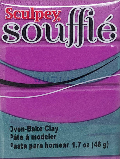 Souffle 48g Polymer Clay - Grape