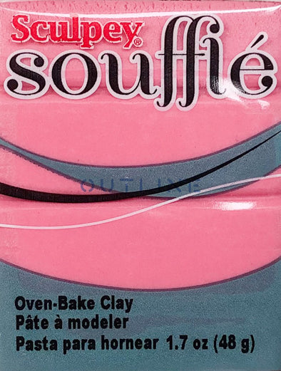 Souffle 48g Polymer Clay - Guava