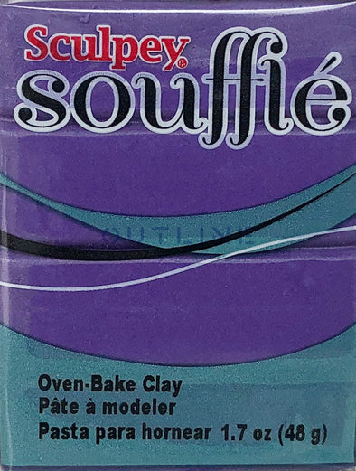 Souffle 48g Polymer Clay - Royalty