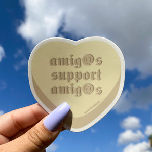 Amig@s Support Amig@s