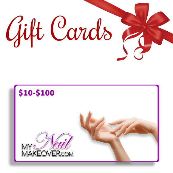 Gift Card - My NailMakeover