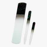 Galaxy Crystal Glass File Set (3 pc SPA) - My NailMakeover