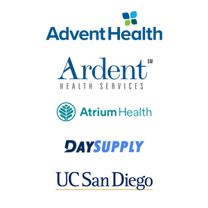 We supply face shield to many companies including Advent Health, Ardent Health Services, Atrium Health, Day Supply, UC San Diego Health and others.
