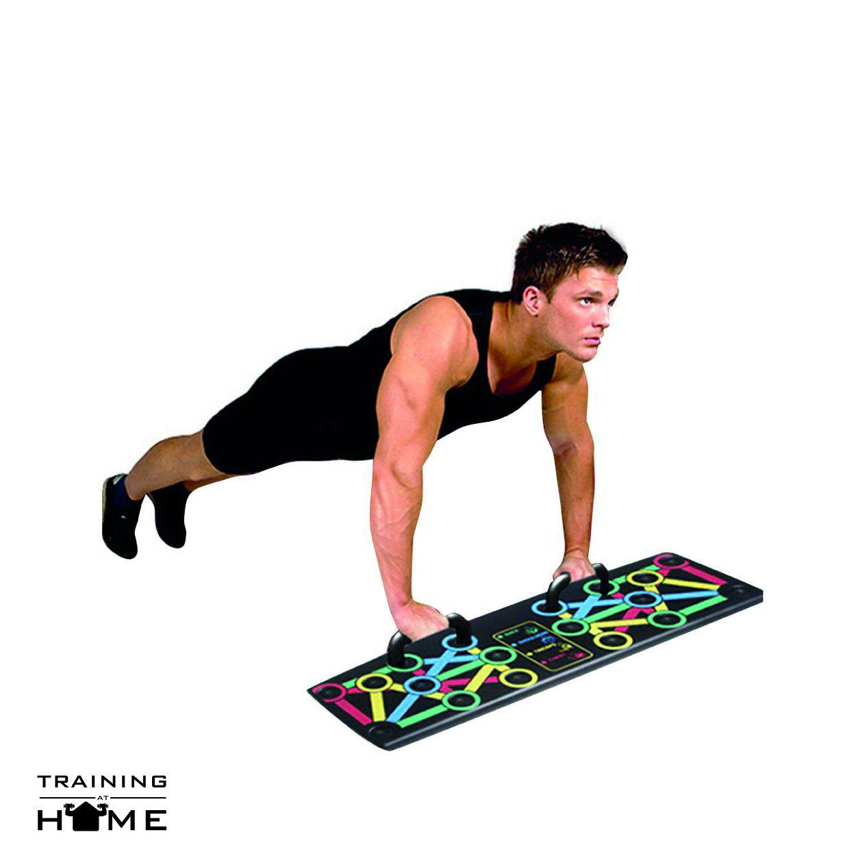 💪PowerBoard™ 14-in-1 Push Up - Training at Home🏠-Training at Home