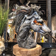 "Load image into Gallery viewer, ""Wild is My Heart"" Sculpture"