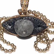 Load image into Gallery viewer, Labradorite Eye Pendant