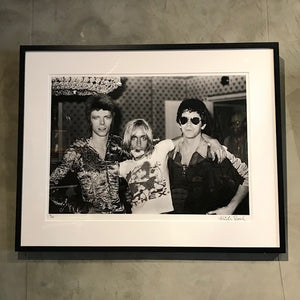 Mick Rock Photograph