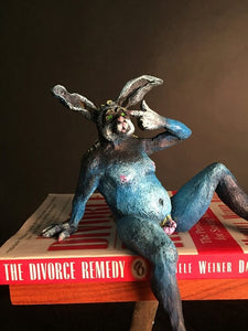 """Divorce Remedy"" Sculpture"