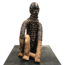 Load image into Gallery viewer, Pende Tribesman Sculpture