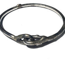 Load image into Gallery viewer, Hand Forged Cuff Bracelet