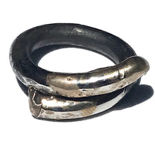 Load image into Gallery viewer, Bronzed Wrap Ring