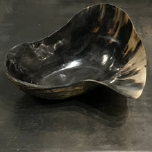 Load image into Gallery viewer, Vintage Black Horn Bowl B