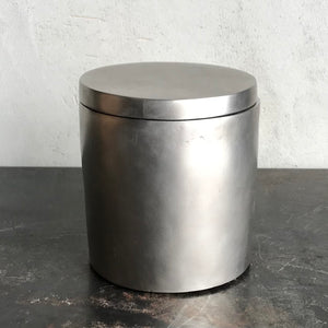 Stainless Steel Gardenia Candle