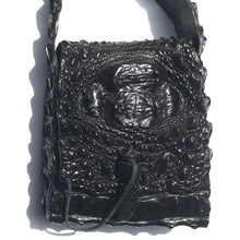 Load image into Gallery viewer, Crocodile Shoulder Bag