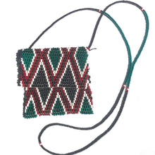 Load image into Gallery viewer, Maasai Beaded Necklace Pouch