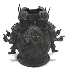 Load image into Gallery viewer, Nigerian Bronze Pot