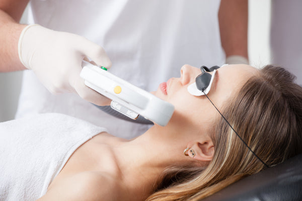 Laser Hair Removal for Side Burns
