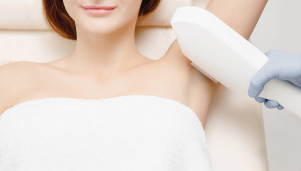 Laser Hair Removal for Under Arm OR Bikini Line