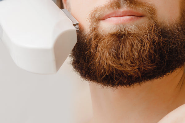 Laser Hair Removal for Men's Full Beard