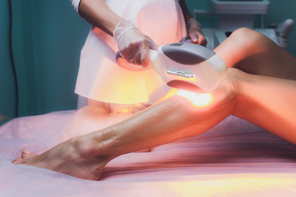 Laser Hair Removal for Full Leg