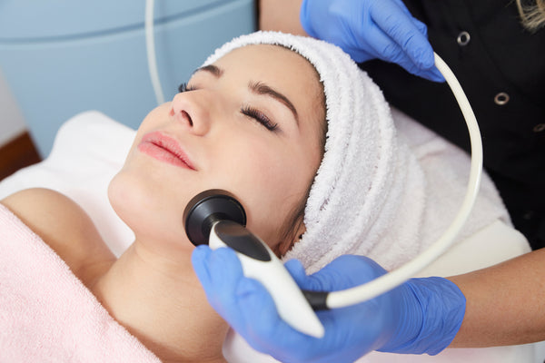 Radio Frequency Face Treatment