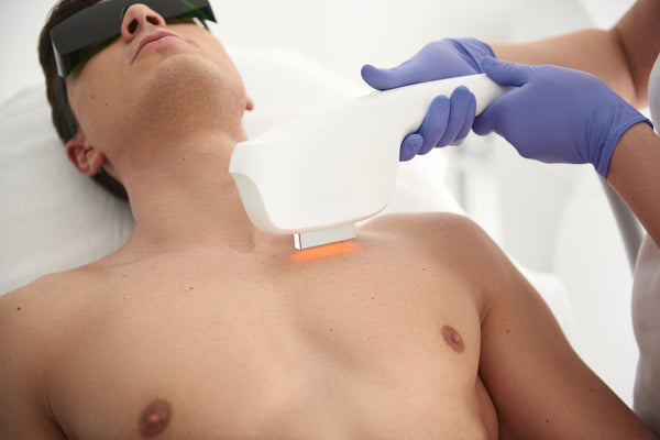 Laser Hair Removal for Chest and Back