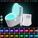 Luce a led per WC