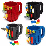 Tazza compatibile con mattoncini lego350ml