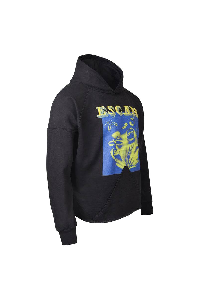 D3 | Escaping Faces Hoodie