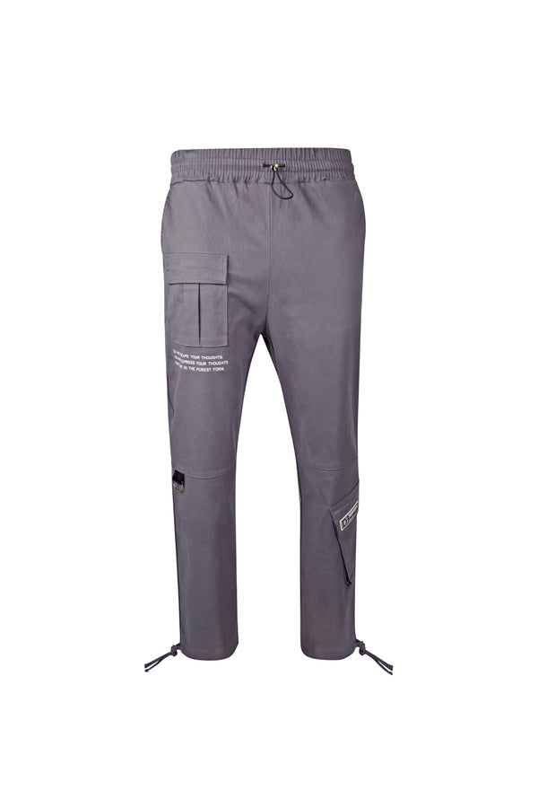 D3 | Unhooked Cargo Pants